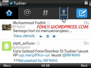 Mobile Twitter# Pilih Icon Gambar Orang